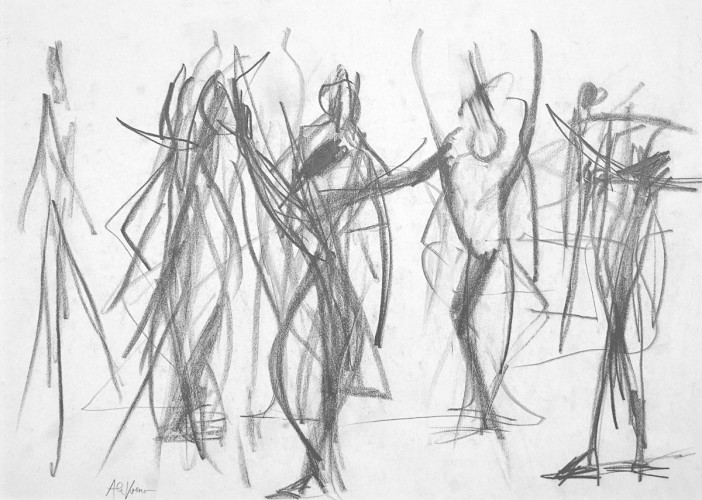 Rambert Sketch 1