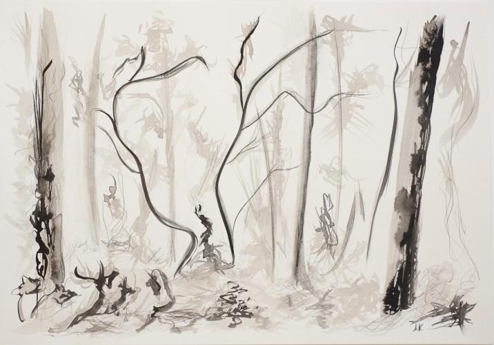 Warleigh Wood 1 Study