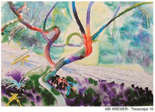 Abi Kremer Treescape 10